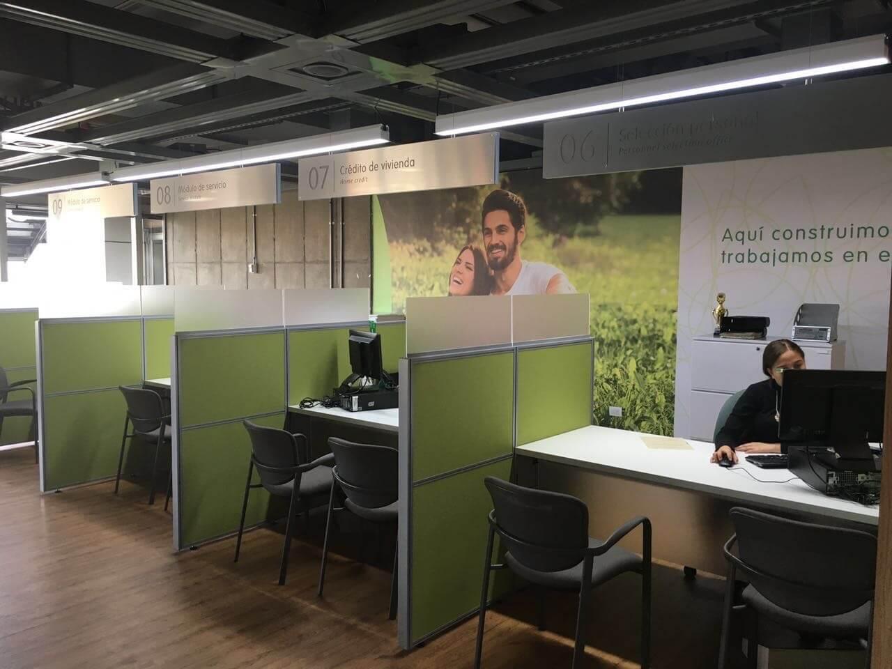 Edificio inteligente oficinas epm industrias cruce for Oficina correos oviedo