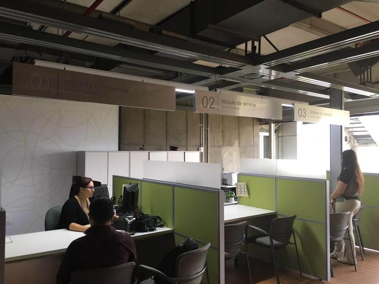 edificio inteligente oficinas epm industrias cruce